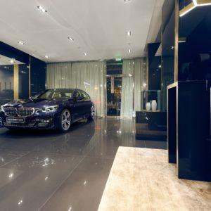 Сеть автосалонов BMW